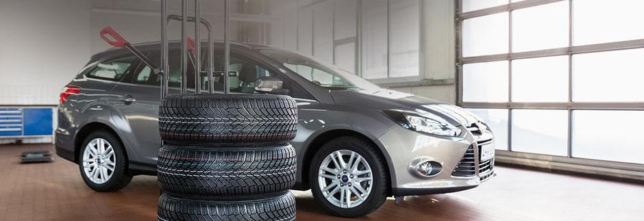 Ford Reifen und Räder
