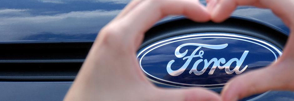 Ford Finanzierung und Leasing