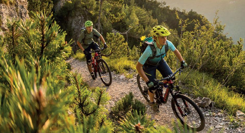 Auf den Spuren der Kaiserjäger | Bilder: Mountain Bike Holidays