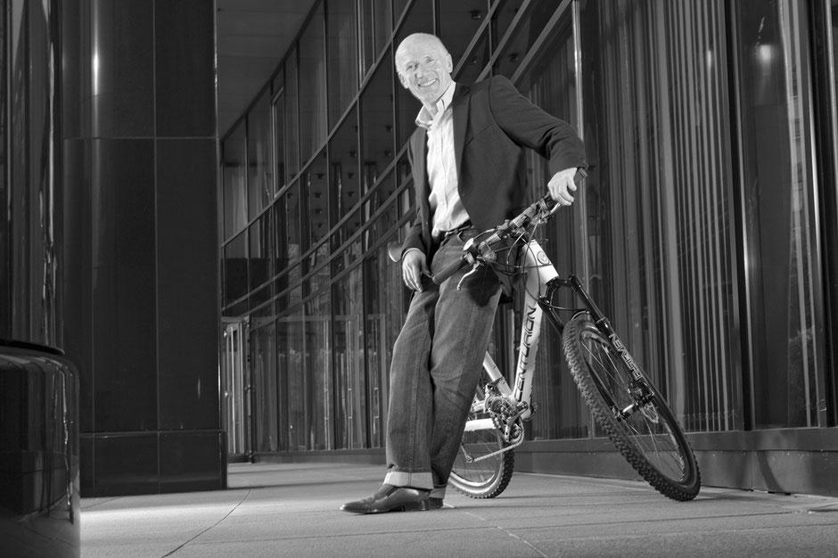 Wolfgang Renner - Das Geheimnis meines Erfolgs // ©Centurion/Merida