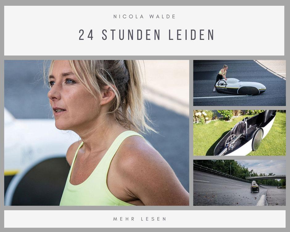 Nicola Walde - 24 Stunden Leiden