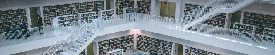 In Bibliothek mehr über UX-Design lernen