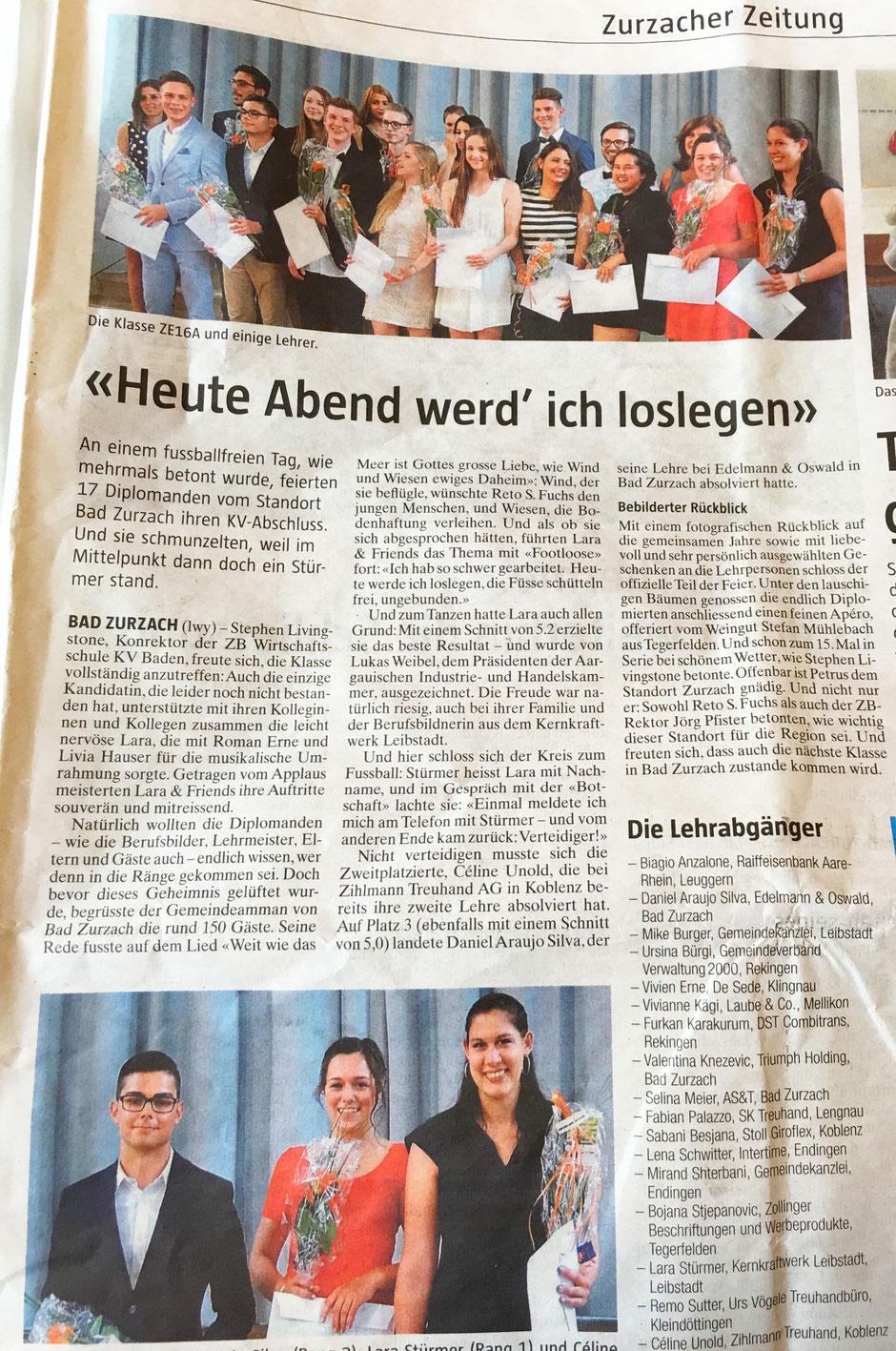 Artikel von Lovey Wymann, www.schreib-lounge.ch