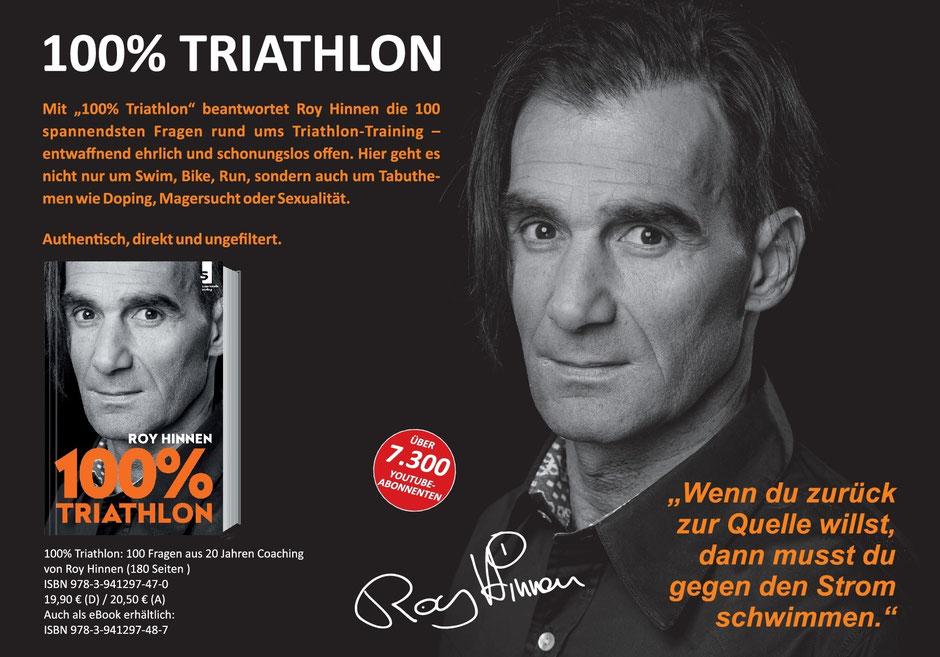 100 % Triathlon - Triathlon Buch von Roy Hinnen