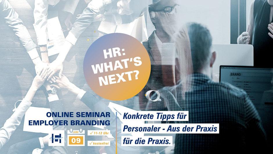 Webinar Banner Employer Branding