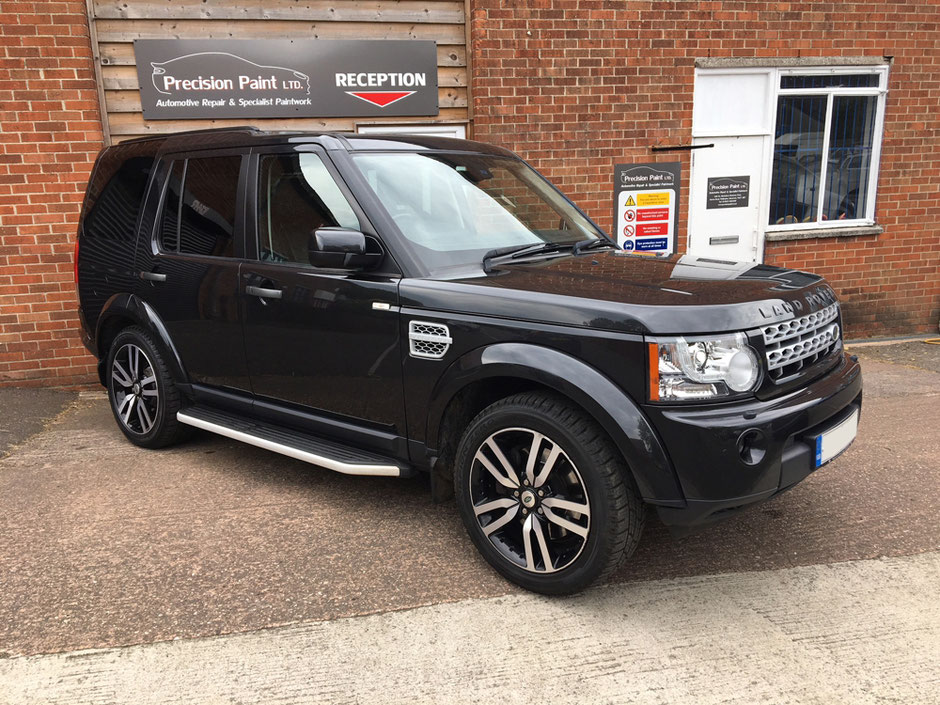 Land Rover Discovery SDV6 Customisation | Precision Paint | Wellington