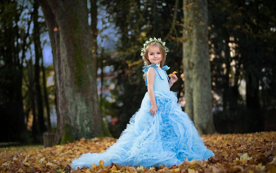 Kinderbilder, Mädchenfotografie, Princess-Shooting