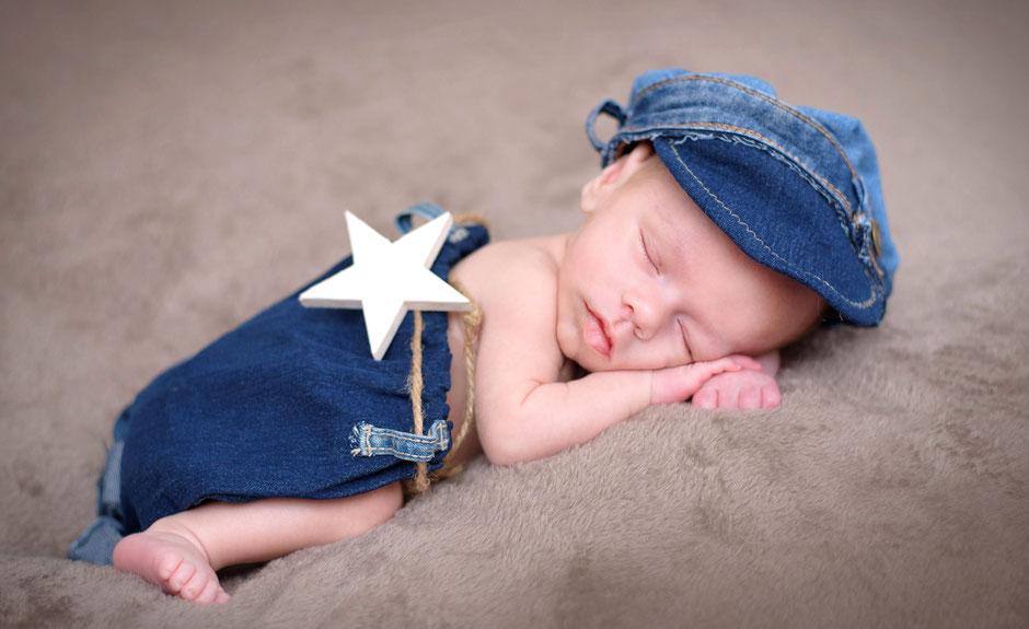 Neugeborenenfotografie Wuppertal mobil