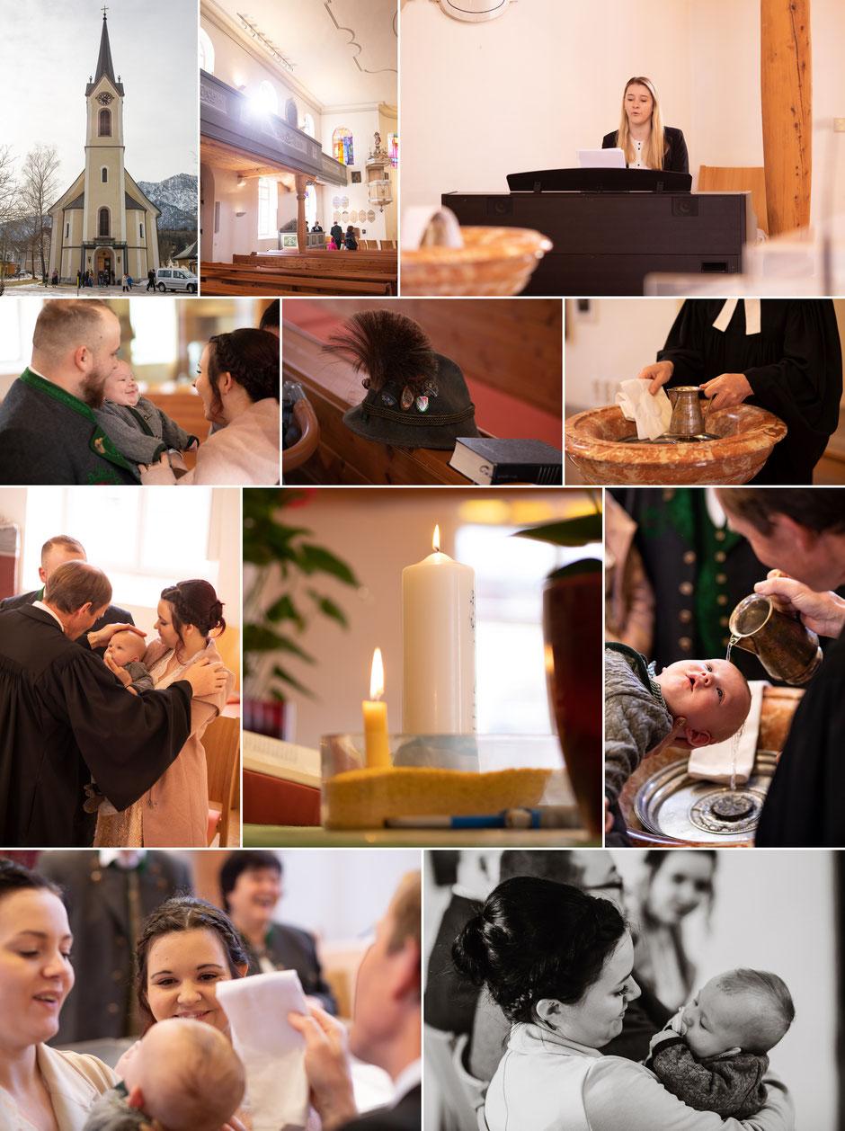Fotograf für Taufen in Gmunden