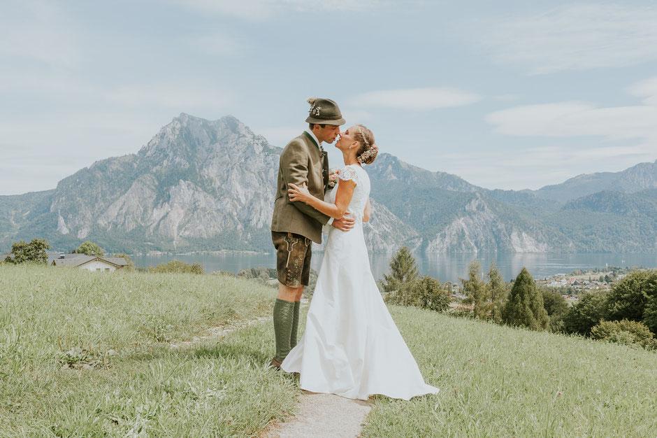 Hochzeitsfotograf Altmünster, Hochzeitsfotograf Traunsee, Mara Pilz Fotografie