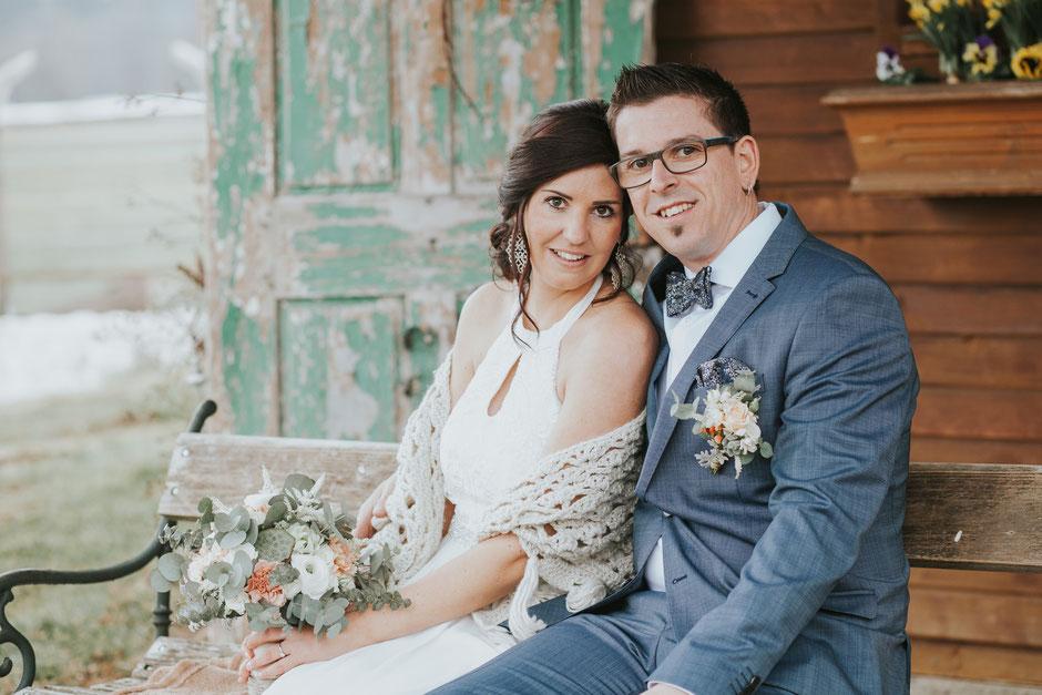 Hochzeitsfotografin Oberösterreich, Brautpaarfotos, Bohohochzeit, Vintagehochzeit