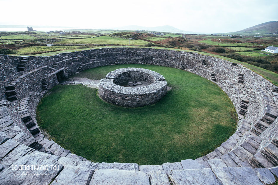 Ringfort in Cahersiveen