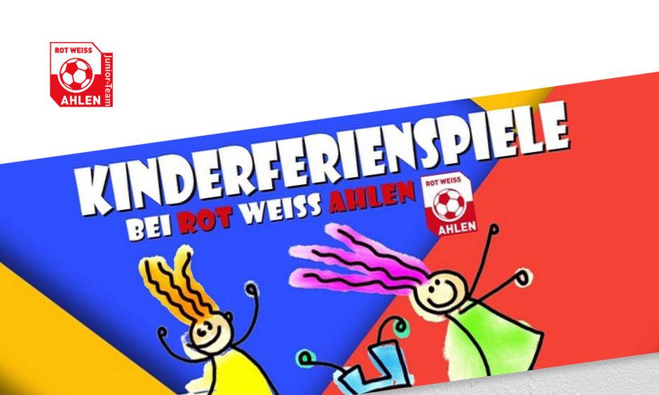 Rot Weiss Ahlen Junioren, Kinderferienspiele
