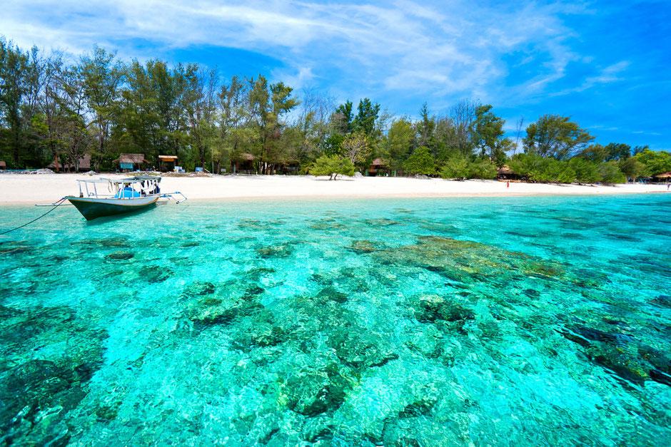 Gili Trawangan, Lombok Indonesia - Lombok Network