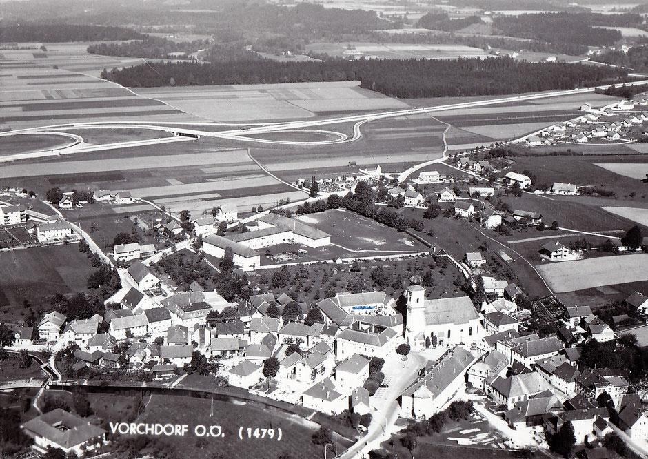 Vorchdorf anno 1967