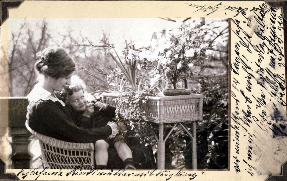 März 1914 Oskar an Elsa