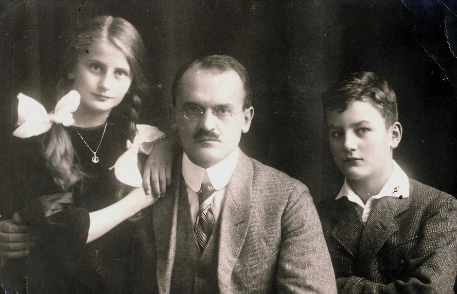 1925 Familie