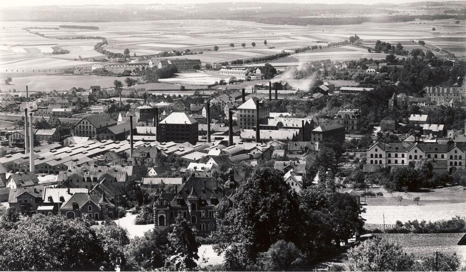 Ansicht von 1907  (10 Kamine) [11]