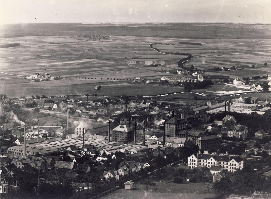 1907 Blick vom Berg [11]