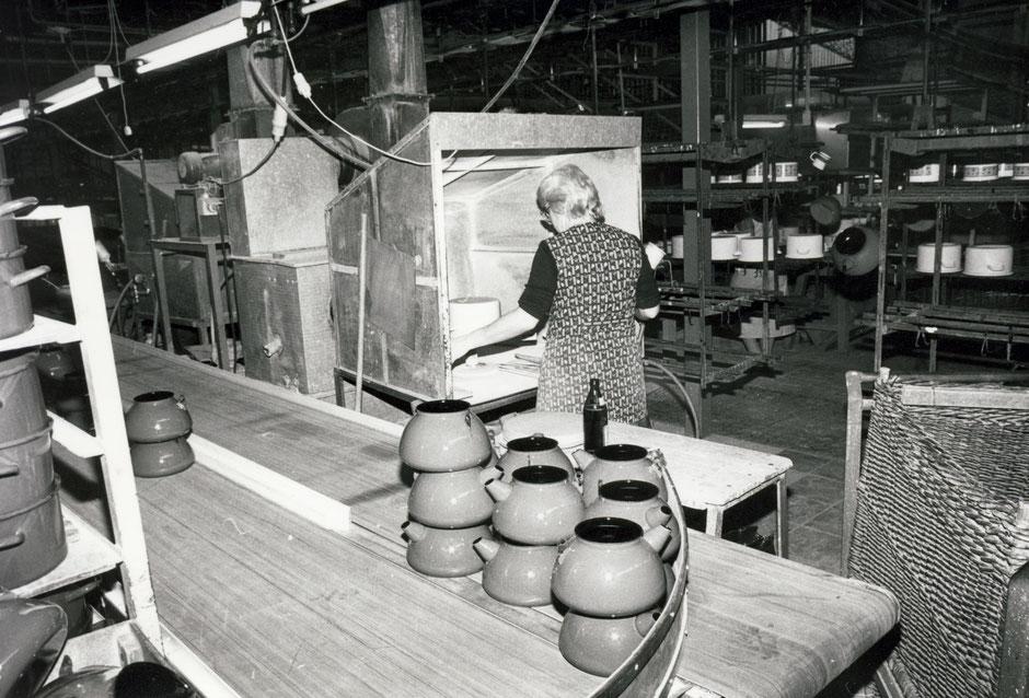 Förderbänder für Materialtransport