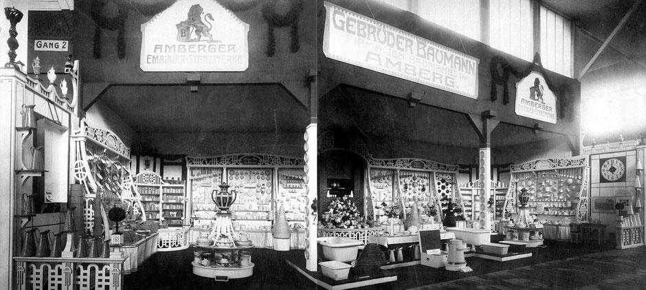 1906 eine große Ausstellung in Nürnberg [11]
