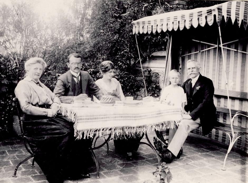 1914 Eltern Koye in Amberg