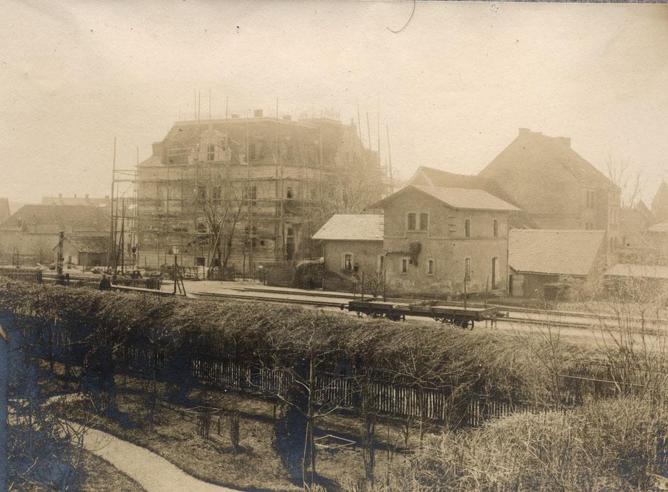 Bau des Haues (1896)