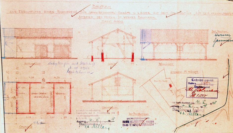 1948 Bauplan