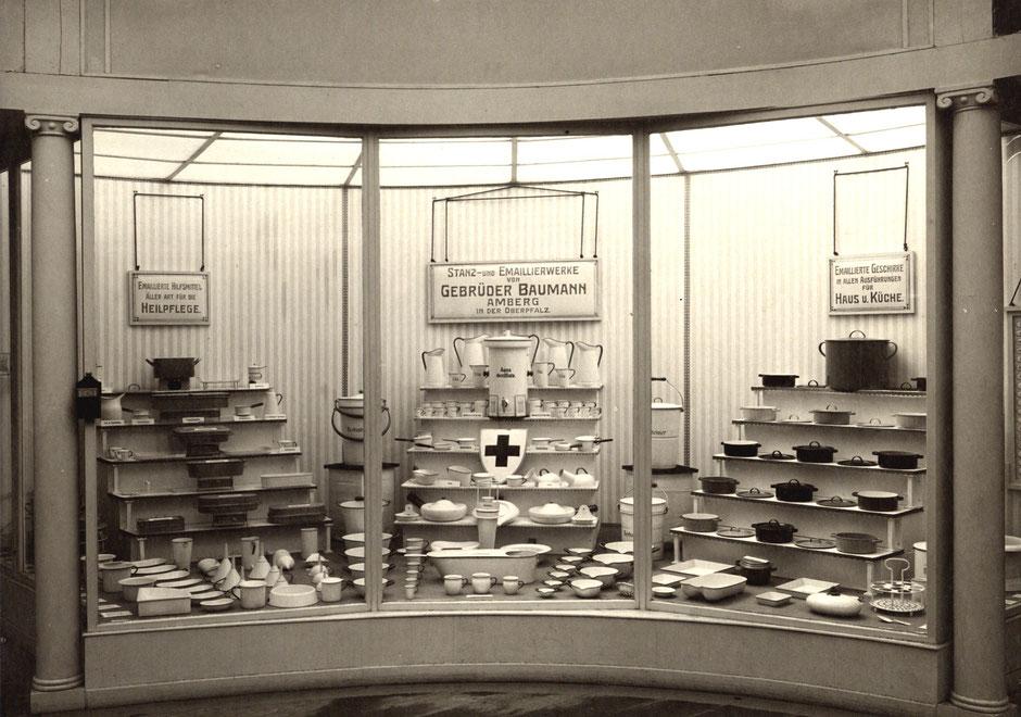 Drogisten-Fachausstellung von 1913.[11]