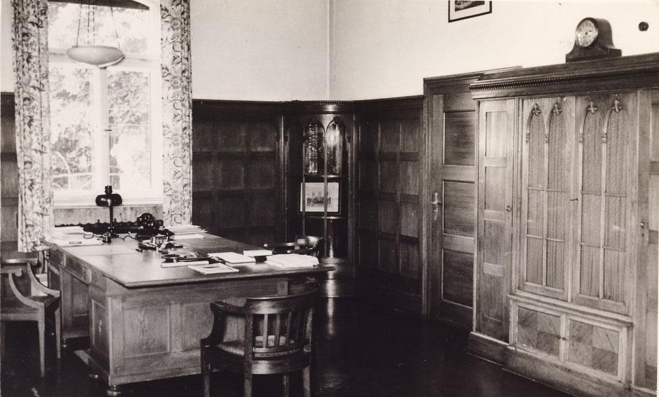 1953 Hauptbüro