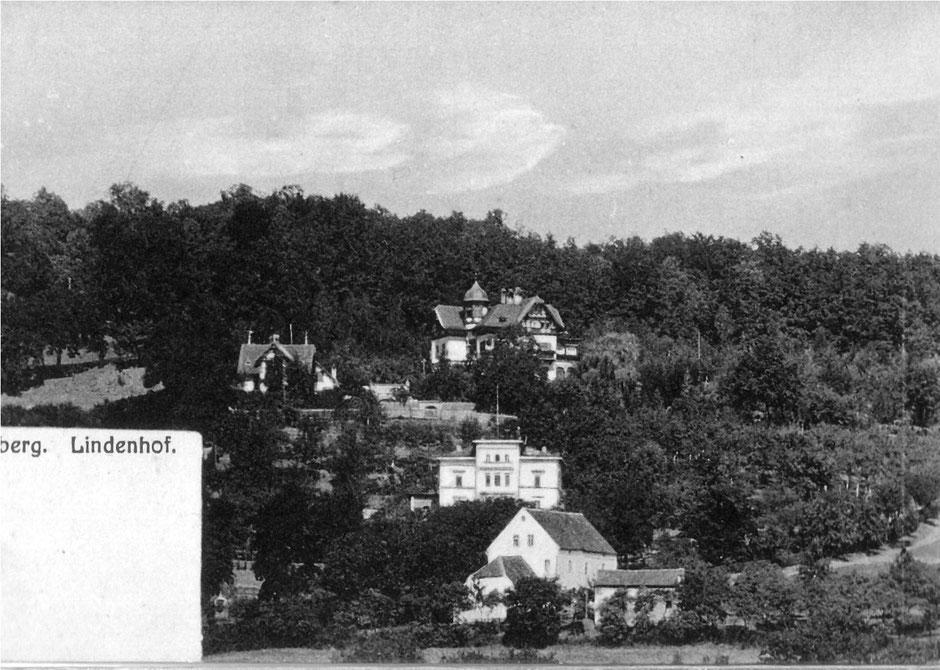 Postkarte (für den eigenen Schriftverkehr genutzt)