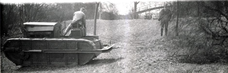 1926 Tank