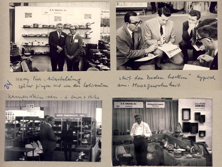 1967 USA-Reise mit BfB