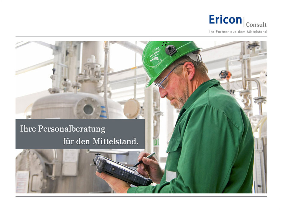 Präsentation Ericon Consult