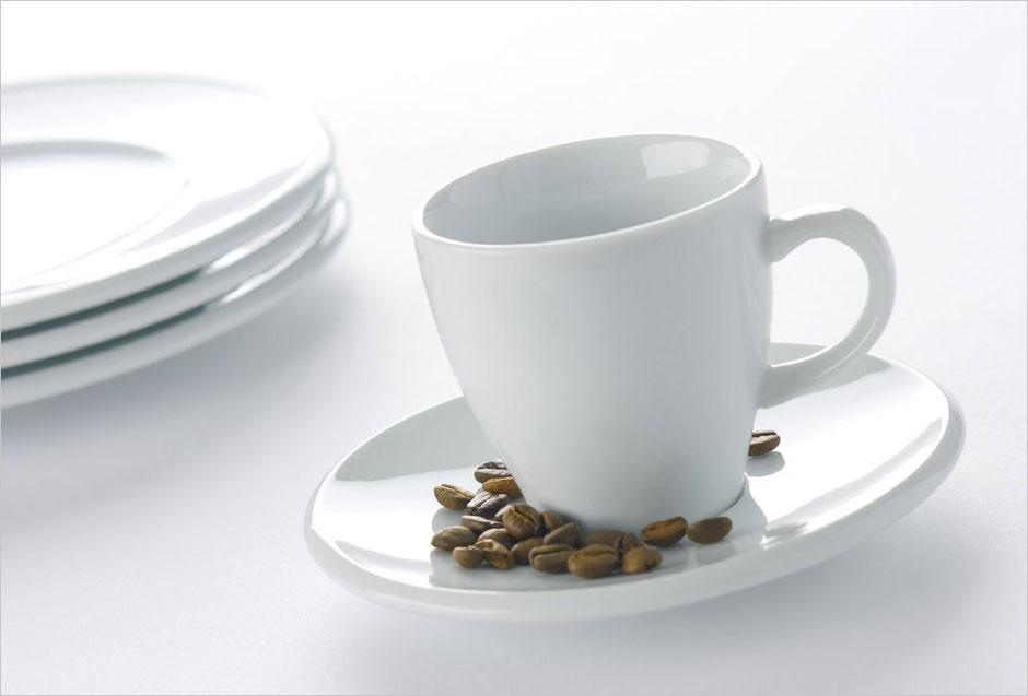 Produktfotografie Retsch Porzellan