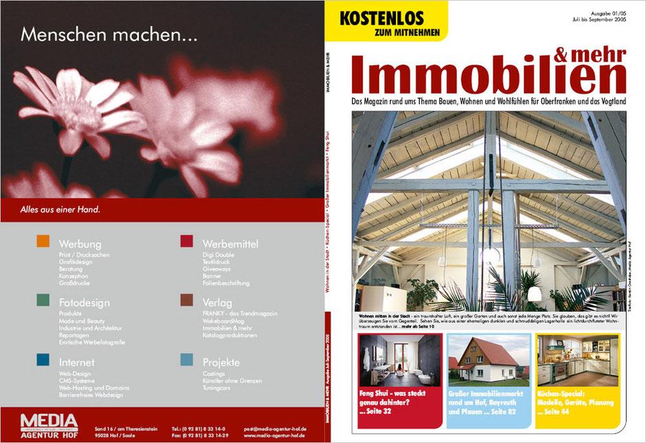 Magazin Immobilien & mehr