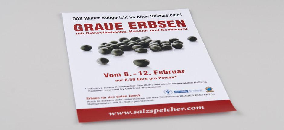 Plakate Salzspeicher