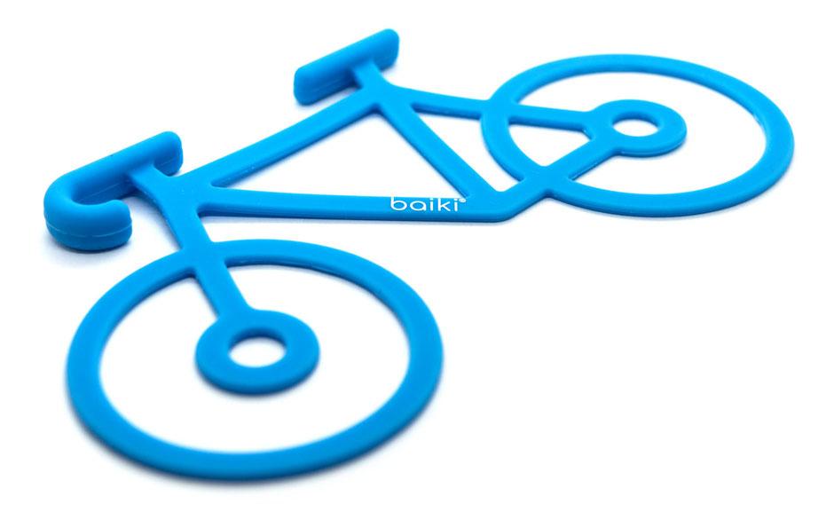 baiki Universalband in der Farbe Blau