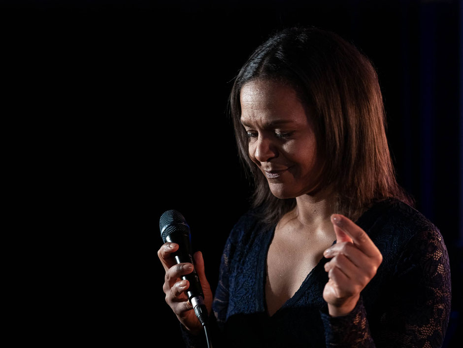 Felicia Touré Live in Düsseldorf IMM Studio