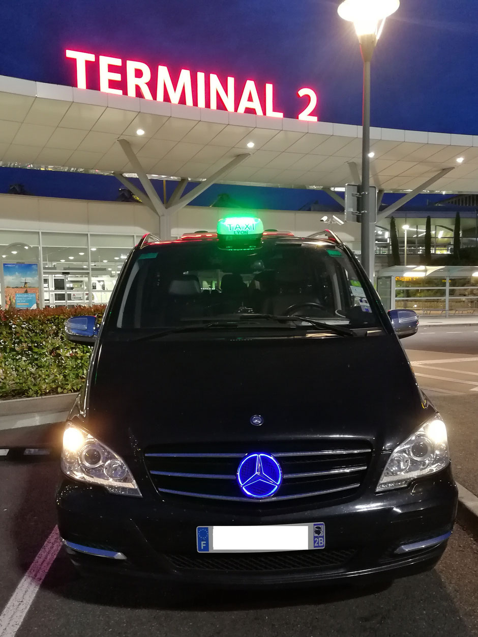 Taxi aeroport st exupery