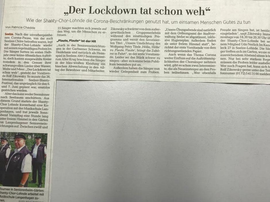 (c) HAZ Leine-Zeitung