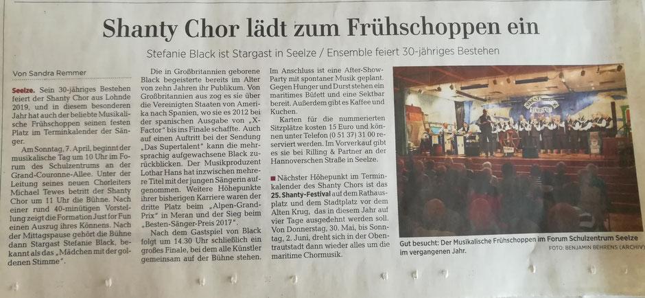 (c) Leine-Zeitung, 26.02.2019