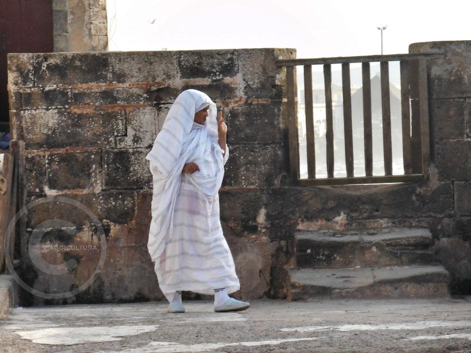 Donna berbera, Essaouira (Marocco)