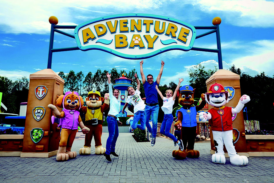 Movie Park Germany - Paw Patrol Adventure Bay neuheit 2020