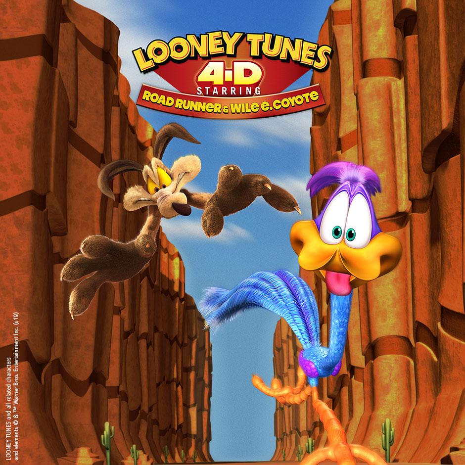 movie park looney tunes