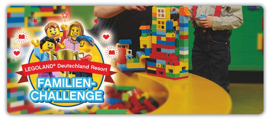LEGOLAND Deutschland Resort - Familien Challenge