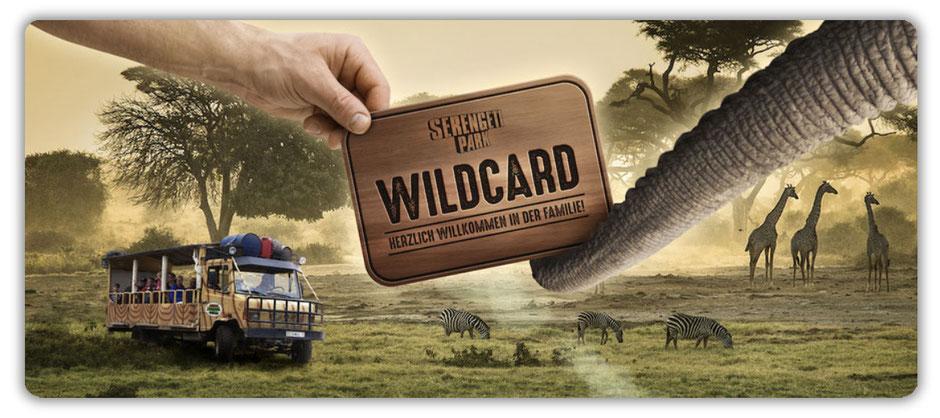 serengeti park wildcard
