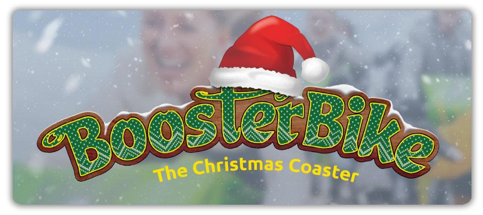 toverland christmas booster bike christmas coaster weihnachten im toverland