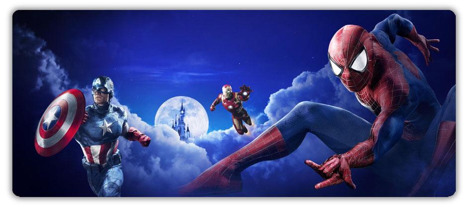 marvel superhelden vereinen sich im disneyland paris