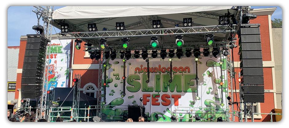 nickelodeon slimefest movie park germany slimefest